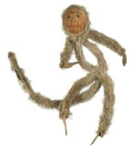 Norah Wellings Spider Monkey, British, 1930s