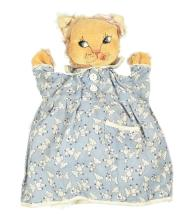 Merrythought Prudence Kitten Glove Puppet
