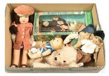 GRP inc  Dolls, Teddies and soft toys: Doll