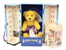 PAIR inc Merrythought Teddy Bears: Titanic Bear