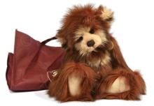 Charlie Bears Rula Teddy Bear, 2012, designed