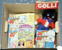 GRP inc  toys and dolls: Telitoy Golli, within