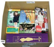 GRP inc Takara Jenny Calendar Girl; Jenny School