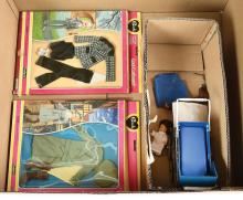 GRP inc Pedigree Sindy boxed vintage outfits