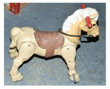 Marx Toys Marvel the Mustang Ride-On Bouncer