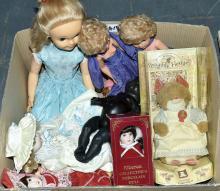 GRP inc Dolls Roddy vinyl teenage dolls