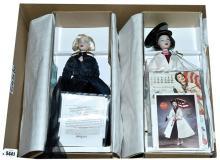 PAIR inc Ashton Drake Gene Dolls, by Mel Odom