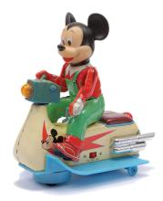 Modern Toys (Japan) Mickey Mouse scooter