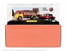 Il Bialbero transporter and car set - Rombi Di