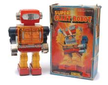 SH (Japan) Super Giant Robot. Battery operated