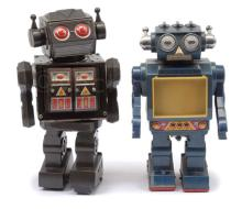 PAIR inc SH (Japan) Roto Robot. Plastic