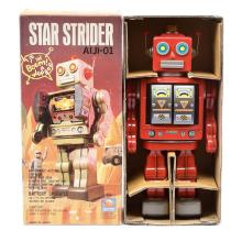 SH Horikawa (Japan) Star Strider AIJI-01 Robot
