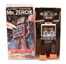 SH (Japan) Mr. Zerox. Battery operated plastic