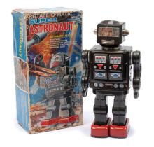SJ (Japan) Super Astronaut. Battery operated