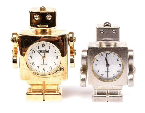 PAIR inc Koyo (Japan) Miniature Robot Clock