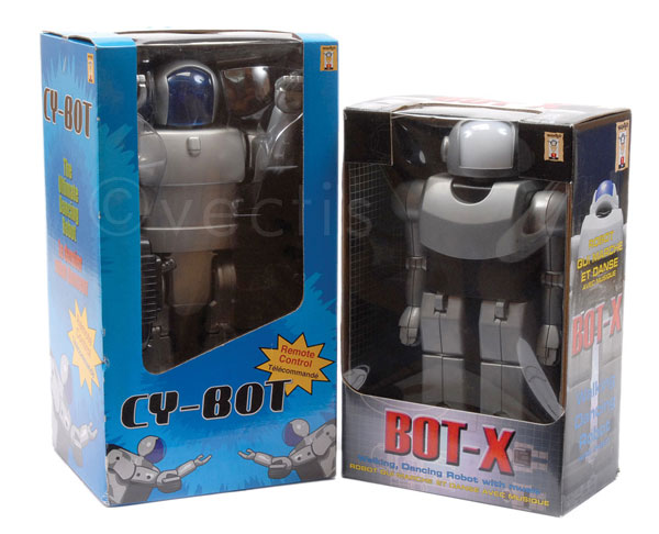 PAIR inc Wanted (China) Bot-X. Plastic Walking