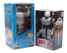 PAIR inc Wanted (China) 2 x Robots. (1) Bot-X