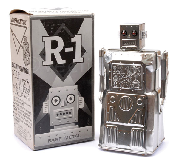 Rocket USA (made in China) R1 Robot 1 Battery