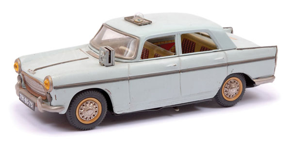 Joustra (France) Peugeot 404 Taxi. Large scale