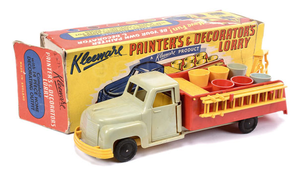Kleeware (UK) Painter's and Decorators Lorry