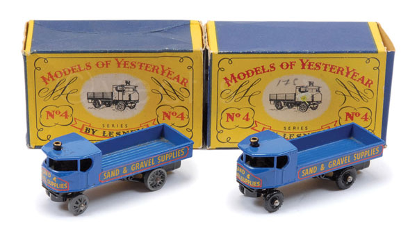PAIR inc Matchbox Models of Yesteryear Y4