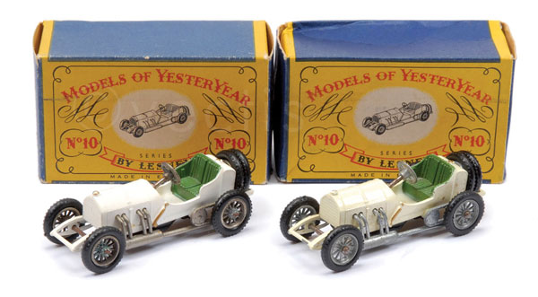 PAIR inc Matchbox Models of Yesteryear Y10 Grand