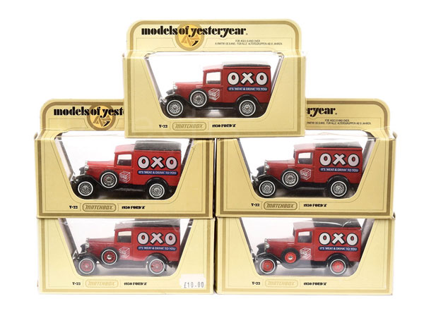 GRP inc Matchbox Models of Yesteryear Y22 Ford