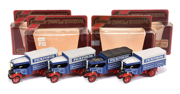 GRP inc Matchbox Models of Yesteryear Y27 Foden