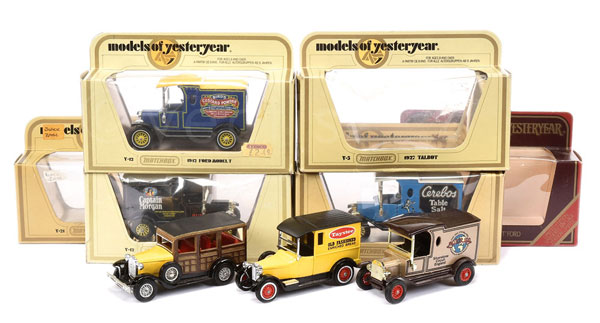 GRP inc Matchbox Models of Yesteryear harder