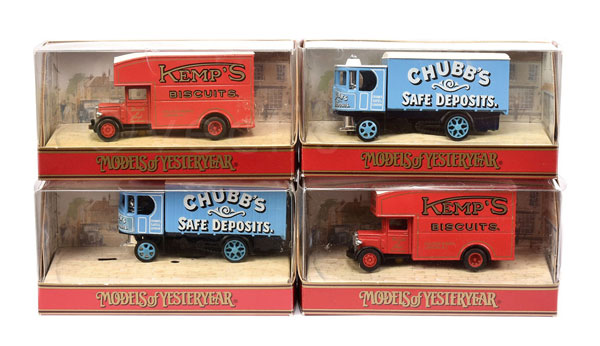 GRP inc Matchbox Models of Yesteryear Y31 Morris