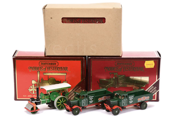 GRP inc Matchbox Models of Yesteryear Y21