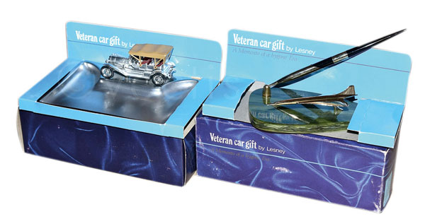 Matchbox Lesney Giftware - (1) stainless steel