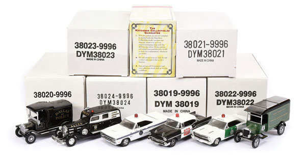GRP inc Matchbox Collectibles