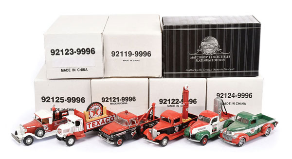 GRP inc Matchbox Collectibles - Platinum Edition