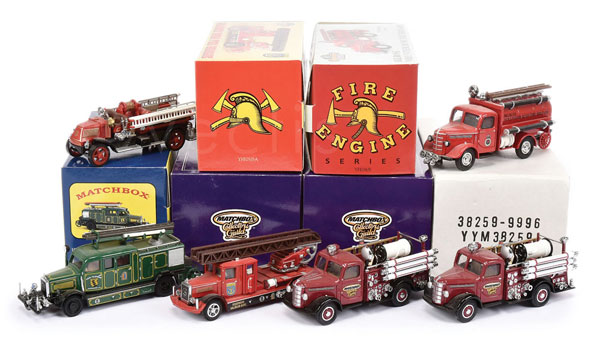 GRP inc Matchbox Collectibles Special Edition
