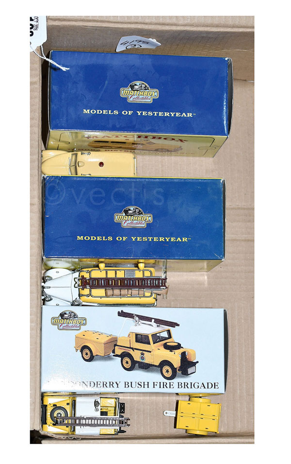 Matchbox Collectibles Australian Emergency