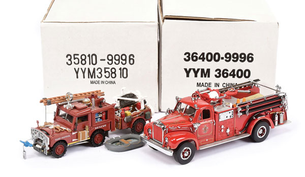 PAIR inc Matchbox Collectibles YYM36400 Land