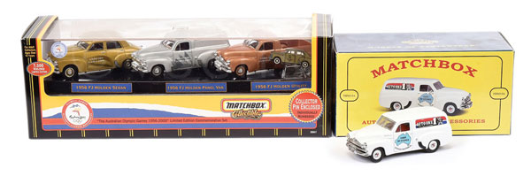 PAIR inc Matchbox Collectibles (1) 38047