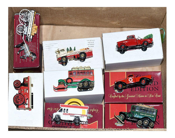 Matchbox Collectibles LE Models YSC02 1955