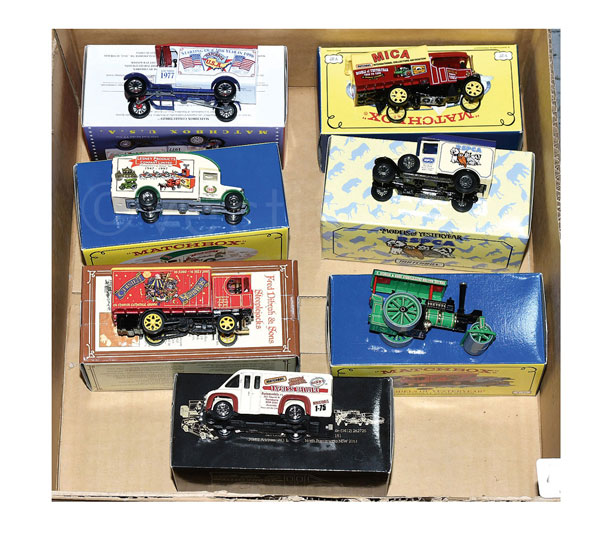 GRP inc Matchbox Collectibles (1) Y27 1922 Foden