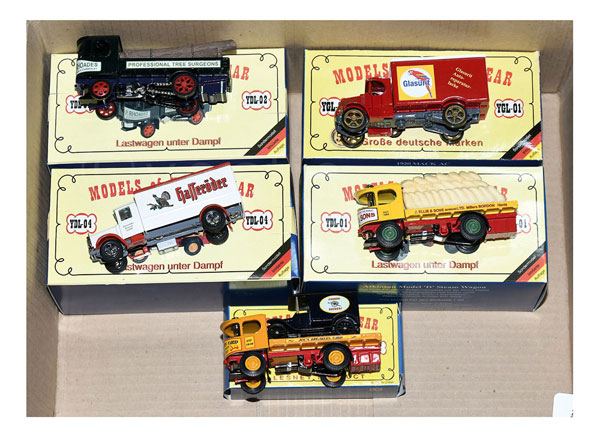 GRP inc Matchbox Models of Yesteryear LE German
