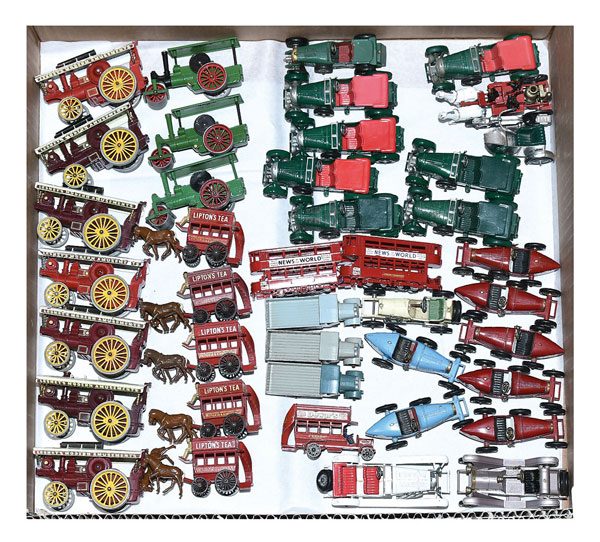 GRP inc Matchbox Models of Yesteryear unboxed