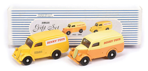 Matchbox Dinky The Collection No.007 Code