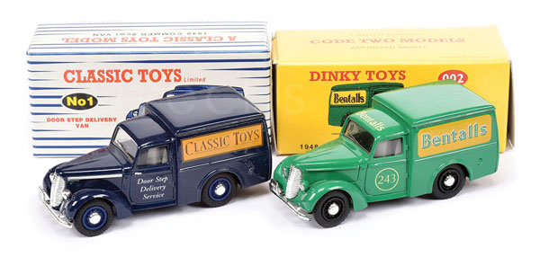PAIR inc Matchbox Dinky The Collection 2 x DY8