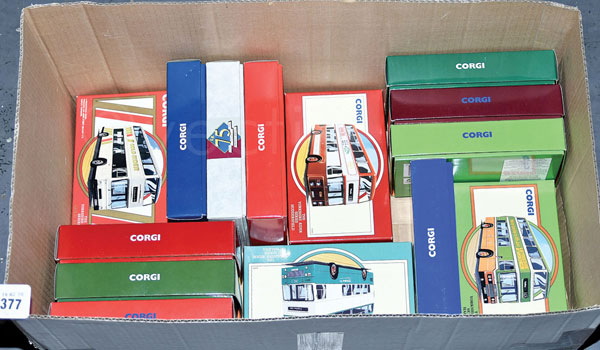GRP inc Corgi boxed Bus No.91700 Metrobus