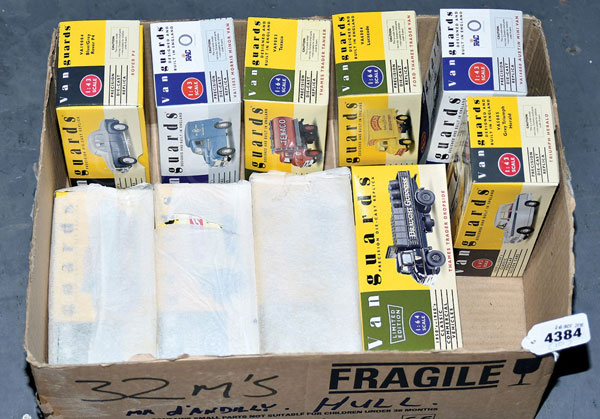 GRP inc Vanguards boxed No.VA5005 Triumph Herald