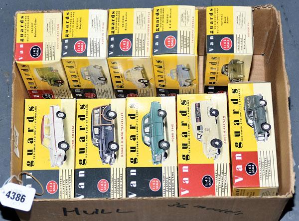 GRP inc Vanguards boxed No.VA19002 Rover P4