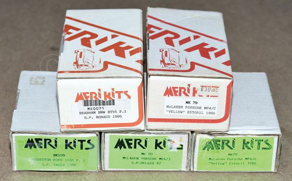 GRP inc Auto Modelli boxed kit No.MK79 McLaren