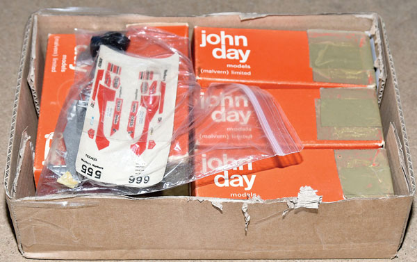GRP inc John Day boxed Kit All kits are