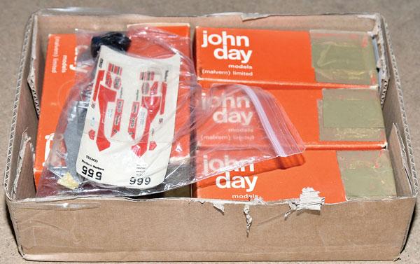 GRP inc John Day boxed Kit All kits are